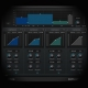 Roland TR 808 Kicks and Multiband Compression screen shows cubase's multiband compressor plugin