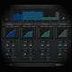 Roland TR 808 Kicks and Multiband Compression screen shows cubase's multiband compressor plugin