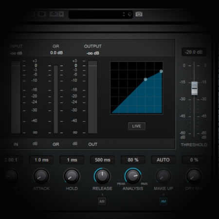 Reverb Compression for Drums screen shows the cubase compressor plugin
