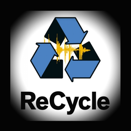Using Recycle REX Files and Constructing New Beats screen showing propellerheads recycle plugin