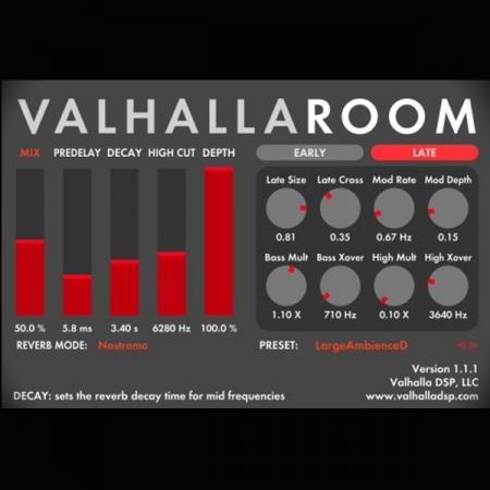 Piano Reverb Processing screen shows the valhalla reverb plugin