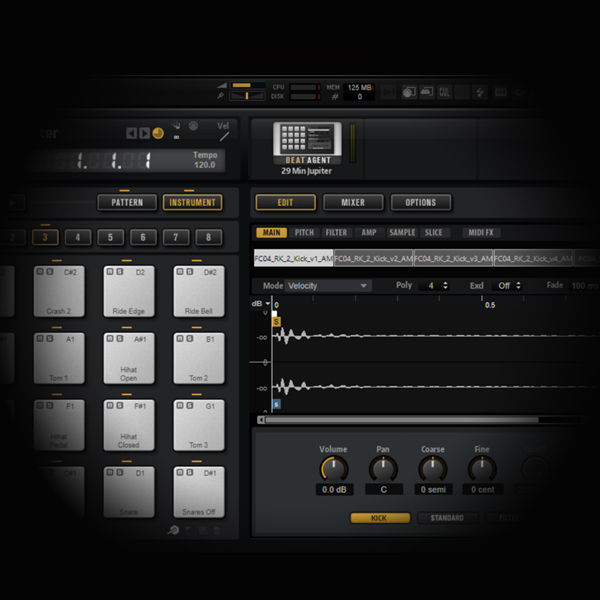 How to use Reverb for Electronic Drums screen shows cubase's groove agent plugin
