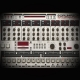Compressing Roland TR 909 Kick Drums screen shows the d16 drumazon drum machine plugin