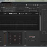 iZotope Neutron Elements screen shows the neutron gui