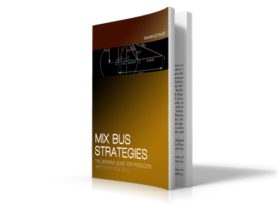 mixbus strategies screen showing image of the ebook