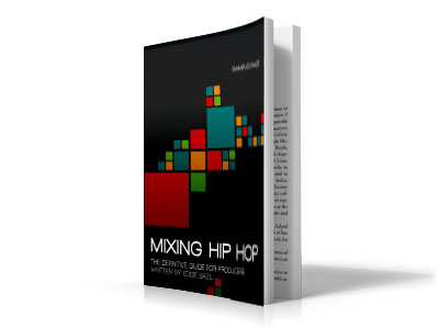 Mixing Hip Hop screen shows the cover of the ebook
